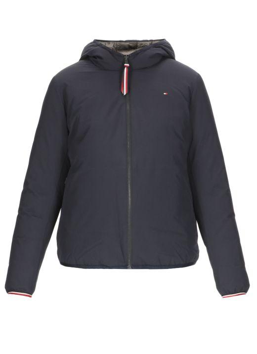 Essential reversible down jacket