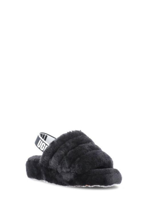 Fluff sandal