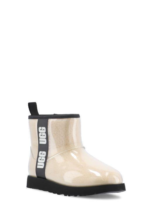Classic Clear Mini boot