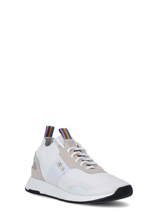Titanium Sneaker