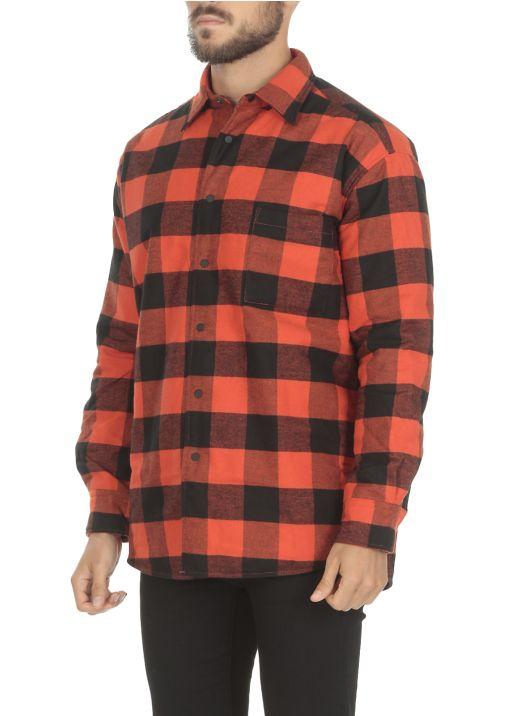 Leighten oversize shirt
