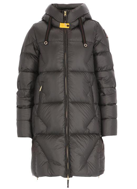 Janet long down jacket