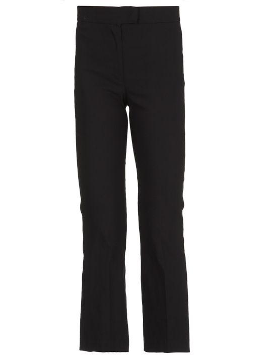 Pantalone in misto viscosa