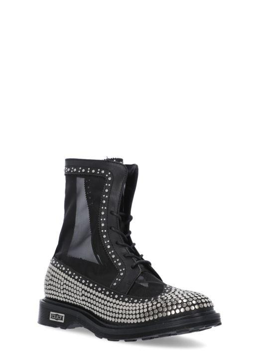 Leather Sabbath boot