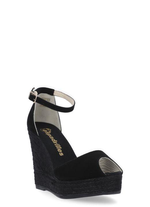 Sasha wedge heel