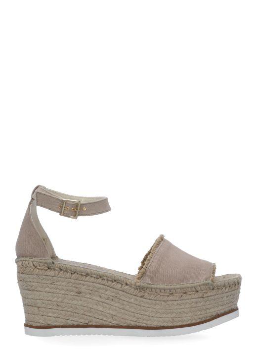Michi wedge heel