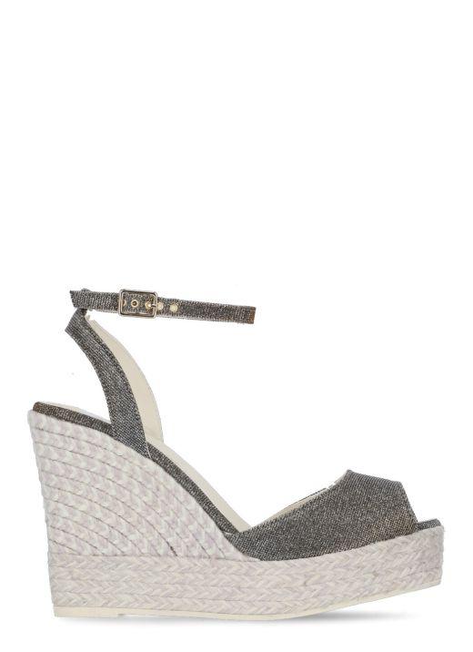 Sani fabric shoe