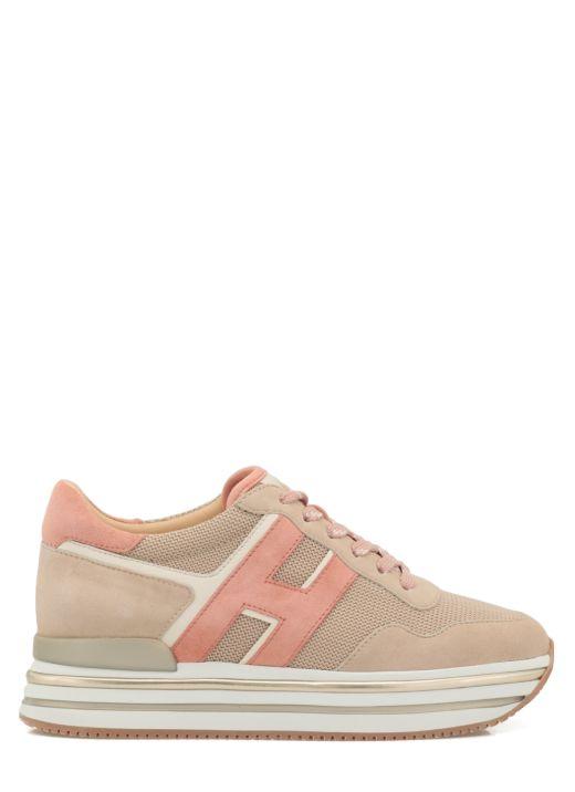 Sneaker Midi Platform H468