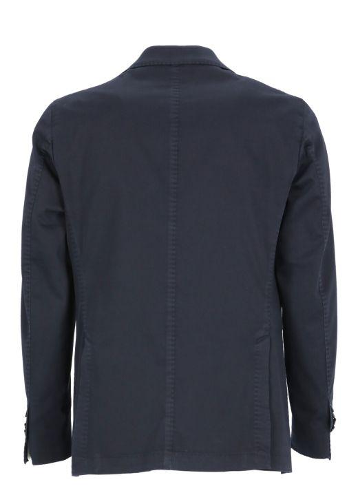 Cotton blend jacket