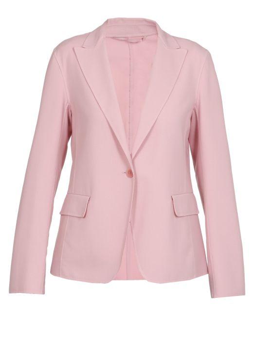 Virgin wool Liguria blazer