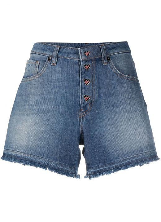 Short di jeans in cotone
