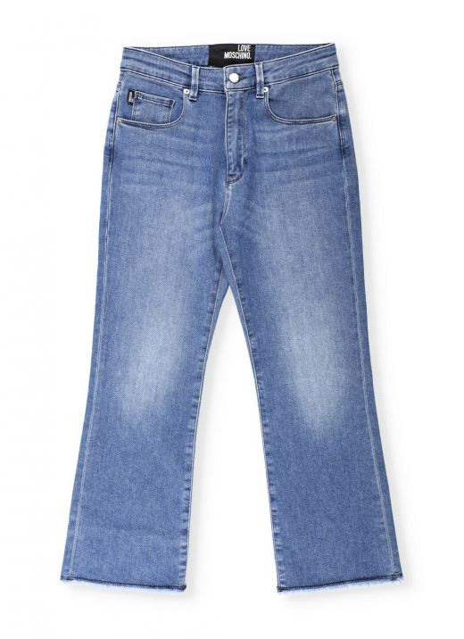 Cotton Jeans with five pockets