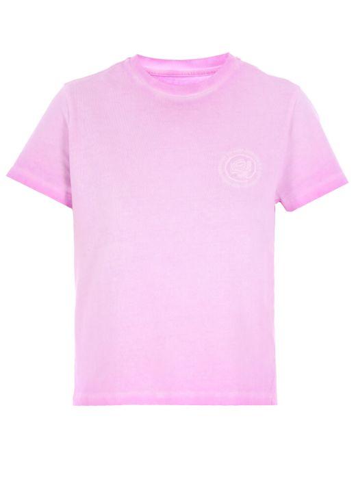 Rose crest fade T-shirt
