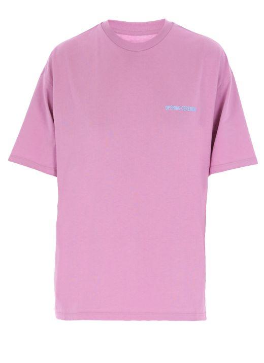 Word torch T-shirt