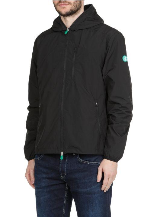 David raincoat