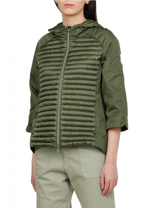 Quilted down jacket Carolynn