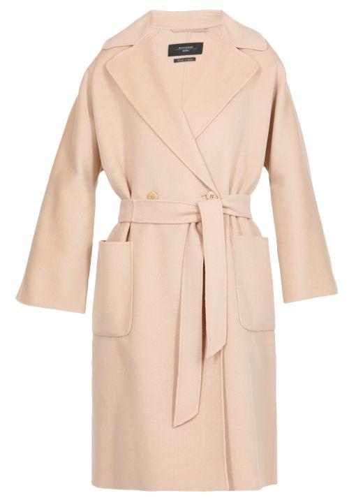 Virgin wool Selz coat