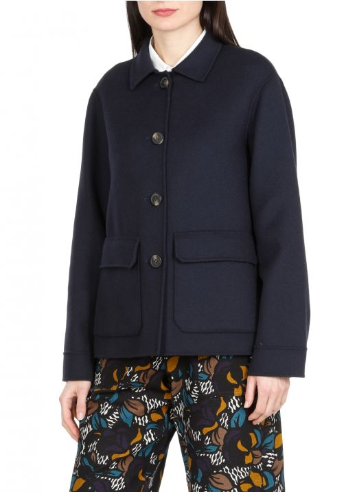 Virgin wool Biavo jacket