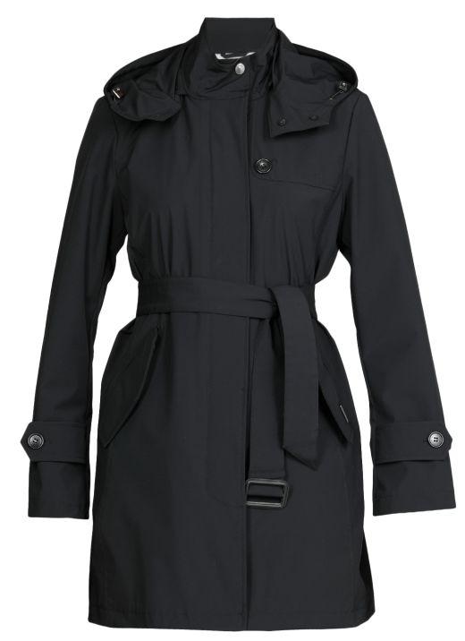 Trench coat Fayette con cintura
