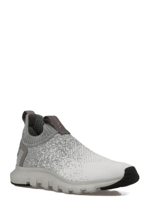 Sneaker Slip-on Techmerino Sock2.0