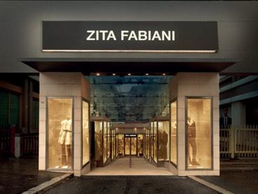 Zita Fabiani New Store Rome